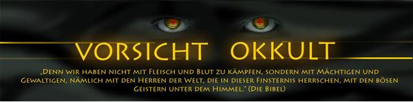 Magie: Vorsicht Okkult